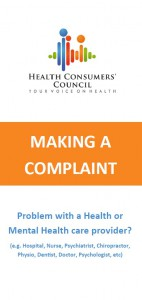 making-a-complaint-cover-page